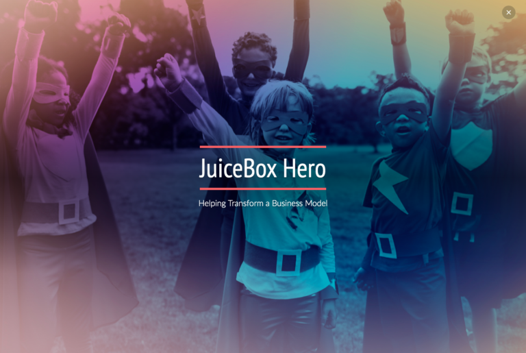 JuiceBox Hero